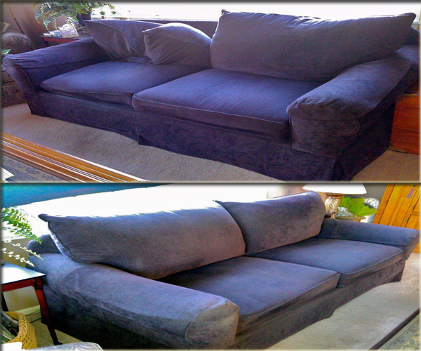 Take Apart Sofa Services Before And
